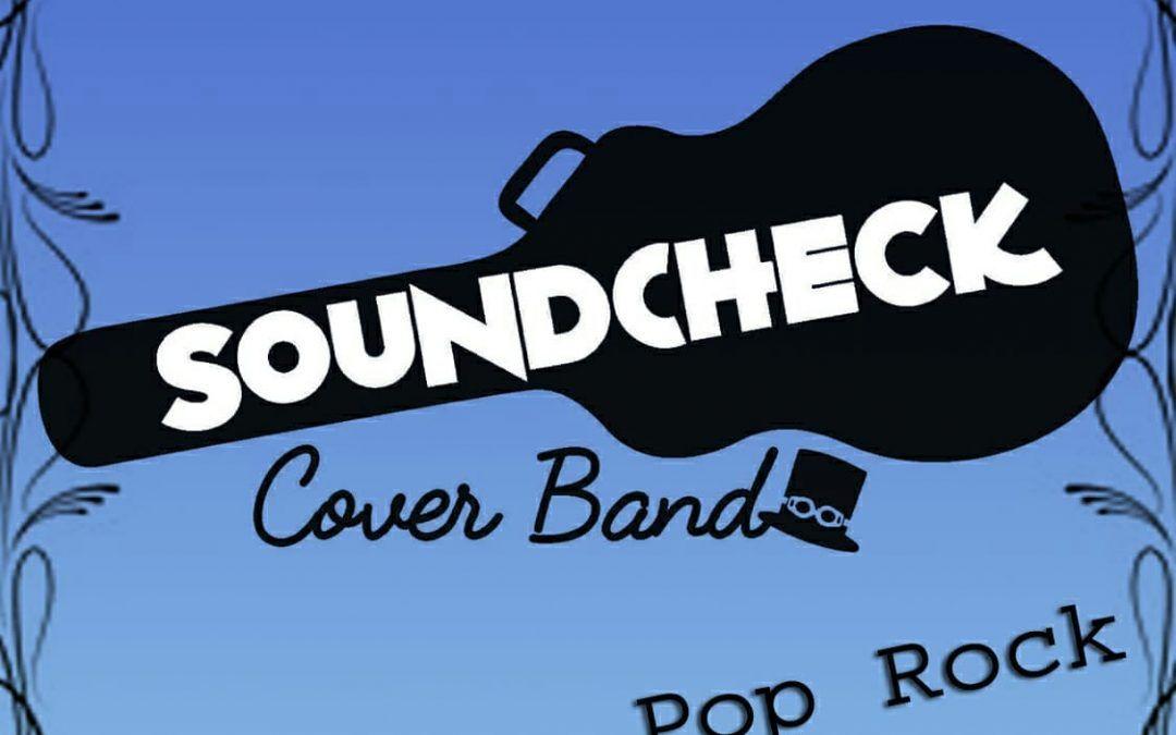 soundcheck cover band - pop rock - musica en vivo - jack the pepper