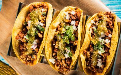 Tacos mexicanos | Cocina Tex Mex en Gandia