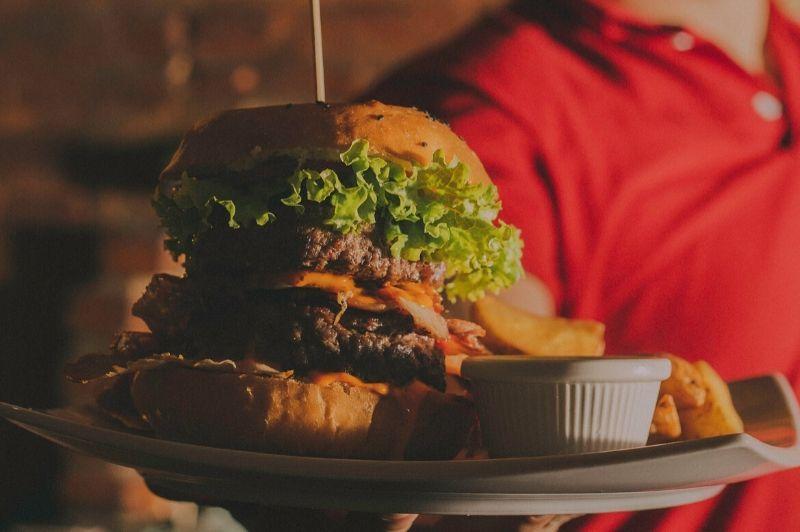 hamburguesa gandia - playa de gandia - jack the pepper