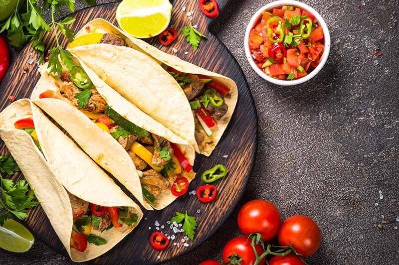Tacos y picante, combinaciones que triunfan
